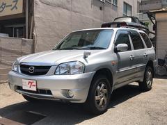トリビュートLX Gパッケージ 4WD アルミ CD キーレス SUV