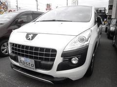 プジョー 3008オキシゴ 110台限定車 パノラミックガラスルーフ 1オナ