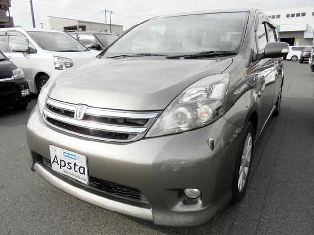 トヨタ プラタナ ワンセグTV Hナビ HIDライト 左電動スライド
