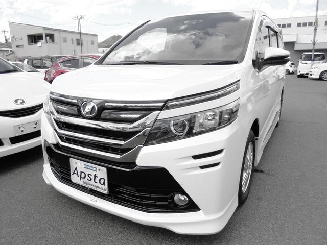 トヨタ V モデリスタエアロツアラー 両PS 11型ナビTV 1オナ