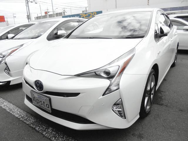 トヨタ Aプレミアム ツーリングセレクション 9型ナビTV 1オナ