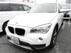 BMW X1sDrive 20i フルセグSDナビ バックカメラ 1オナ