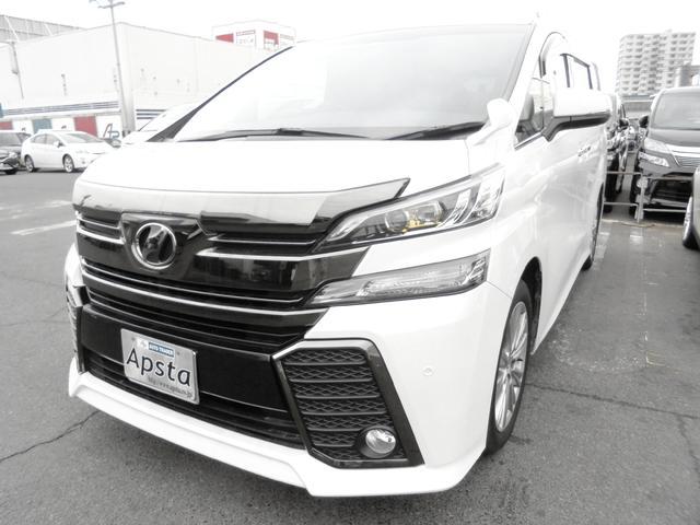 トヨタ 2.5Z Aエディション ゴールデンアイズ 1オナ