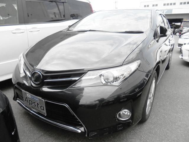 トヨタ 150X Sパッケージ 純正CDチューナー HID 1オナ