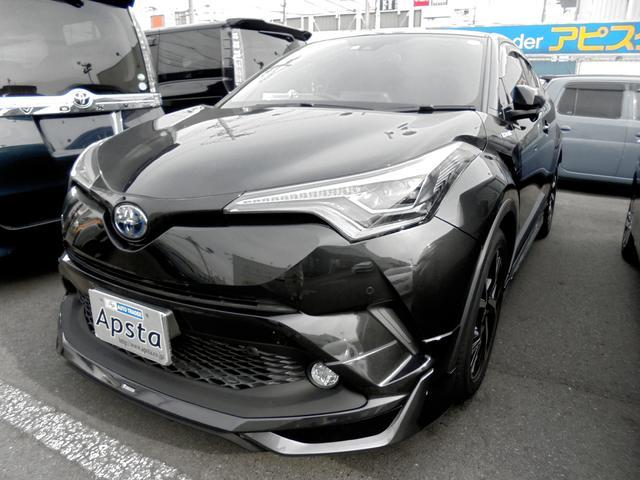 トヨタ G モデリスタエアロ LEDライト 9型ナビTV 1オナ
