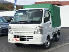 キャリイトラックKC 幌 荷台ゴムマット 5速 運転席エアバッグ エアコン