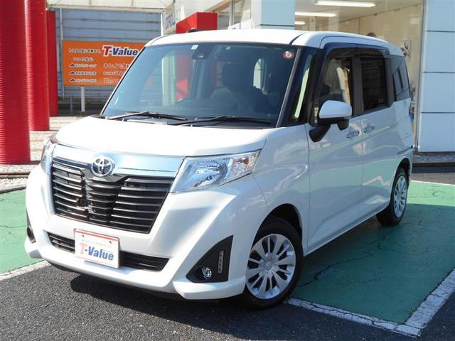 トヨタ ルーミー G S 安全装備スマアシ2 ドラレコ メモリーナビ クルコン