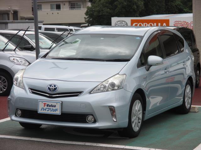 トヨタ S 盗難防止システム バックカメラ HDDナビ フルセグTV