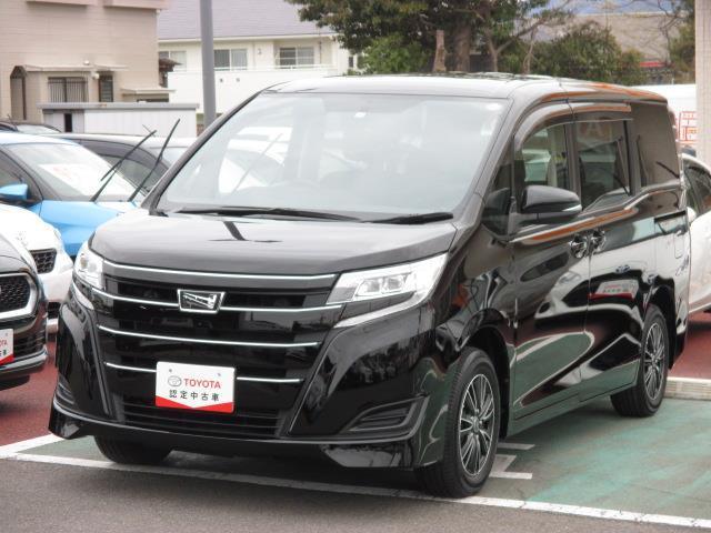 トヨタ G 電動スライドドア 3列シート ウオークスルー 後席モニタ