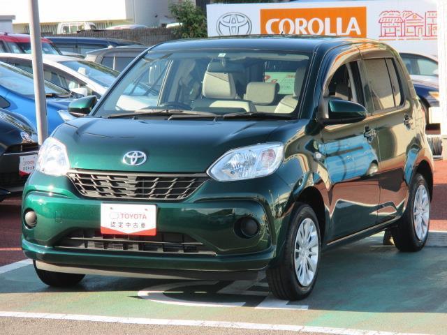 トヨタ X Lパッケージ ワンオーナー 盗難防止システム スマートキー ベンチシート CD
