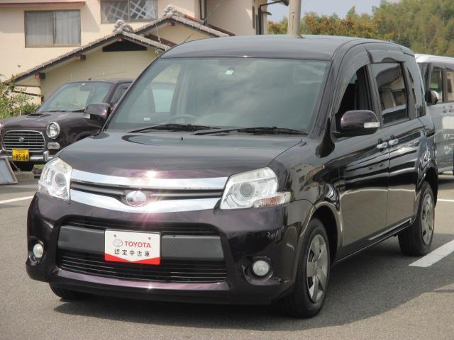 トヨタ シエンタ DICE-G 盗難防止システム 両側電動スライドドア HID バックカメラ フルセグ ナビ