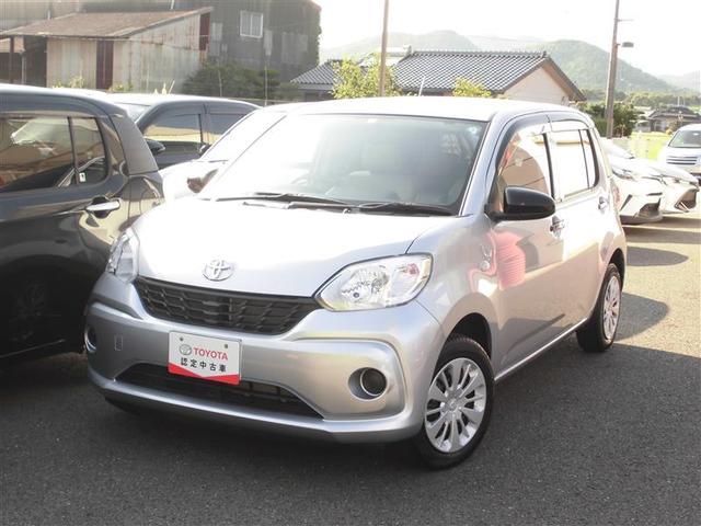 トヨタ パッソ X ワンオーナー ベンチシート ワンセグ ナビ CD CVT