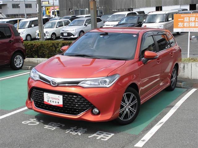カローラフィールダー(トヨタ) 1.5G エアロツアラー 中古車画像