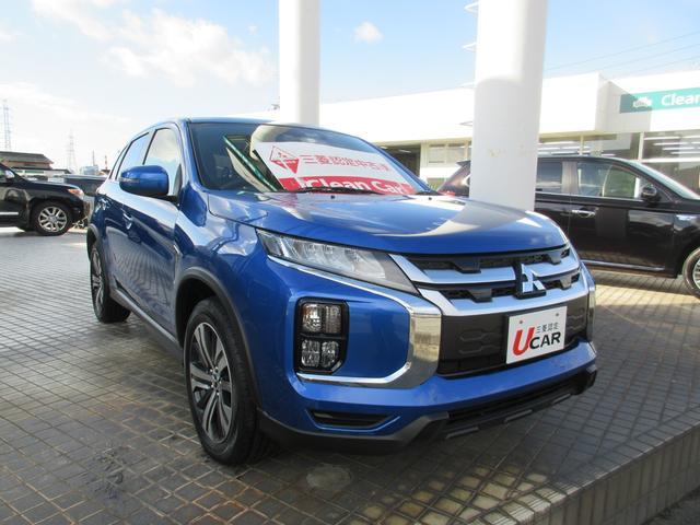 RVR(三菱)G 4WD ナビ付 オートマ フル装備 中古車画像