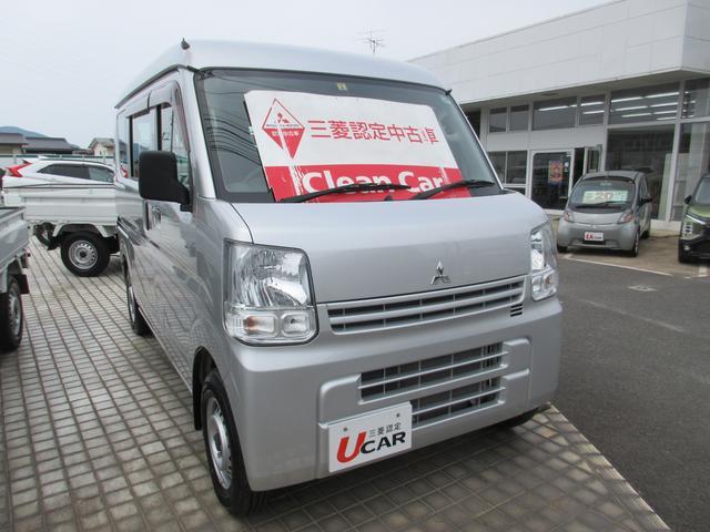 三菱 ミニキャブバン M オートマ エアコン パワステ 4WD