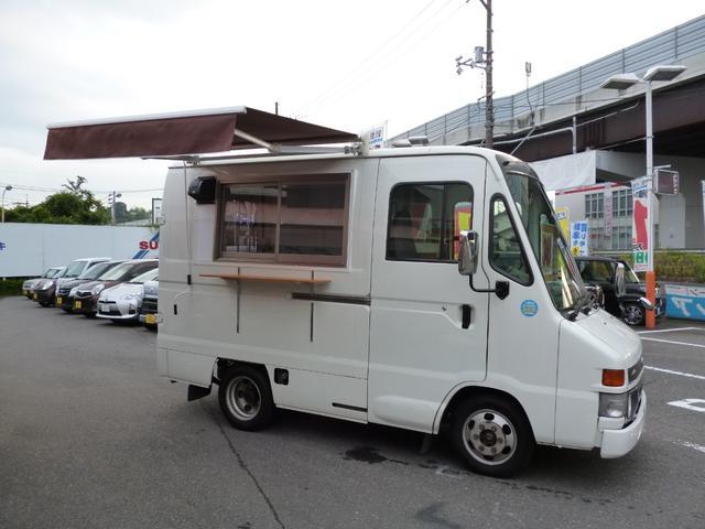 トヨタ DX エクストラパッケージ 移動販売ベース