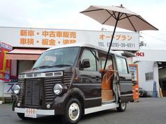 エブリイPAフレンチバス仕様移動販売車