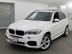 BMW X5 xDrive 35d Mスポーツ LEDライト 黒革19AW