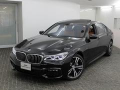BMW740Ld xDrive Mスポーツジェスチャーコントロール