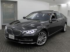 BMW740Ld xDrive エクセレンス レーザーライト