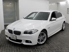 BMW523i Mスポーツ ACC 黒革 18AW スマートキー