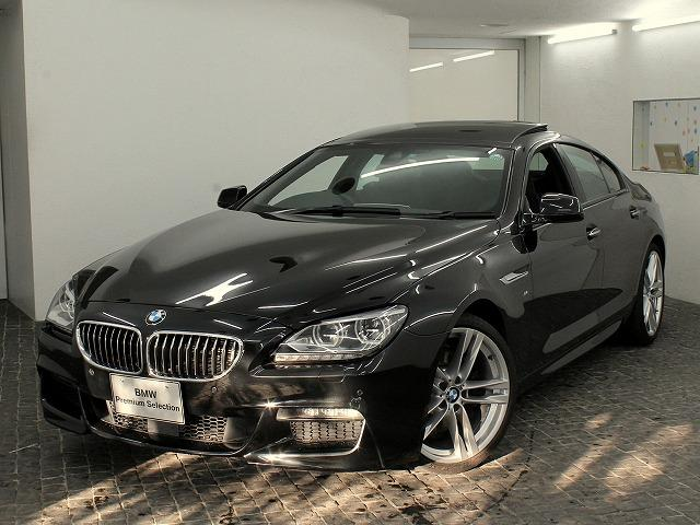 BMW 640iグランクーペOPLEDライト 20AW SR 黒革