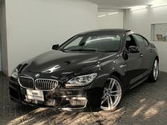 BMW640iグランクーペOPLEDライト 20AW SR 黒革