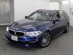 BMW523dツーリング Mスポーツ ジェスチャーコントロール