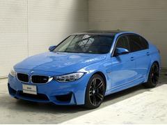 BMWM3 オプション19AW レザー HUDレーンチェンジ