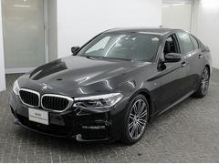 BMW523d Mスポーツハイライン・コンフォートP黒革