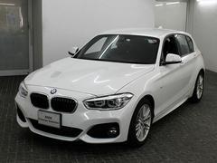 BMW118d Mスポーツ LED スマートキー Pサポート