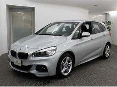 BMW218iアクティブツアラー Mスポーツ Aクルコン HUD