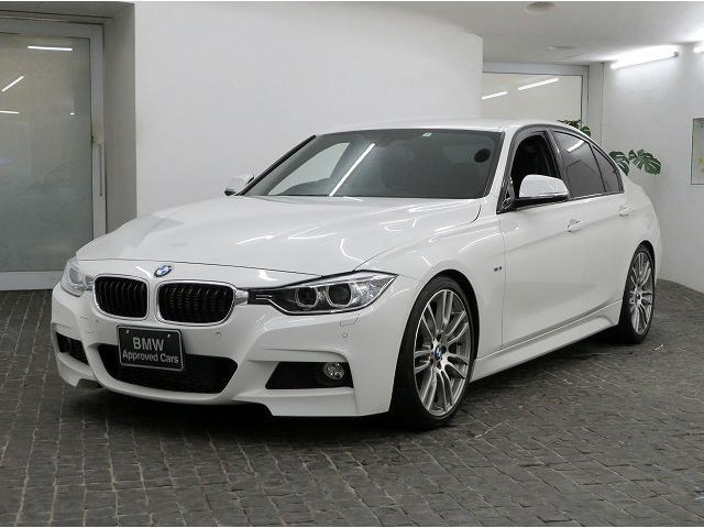 BMW アクティブハイブリッド3 Mスポーツ OP19AW 黒革