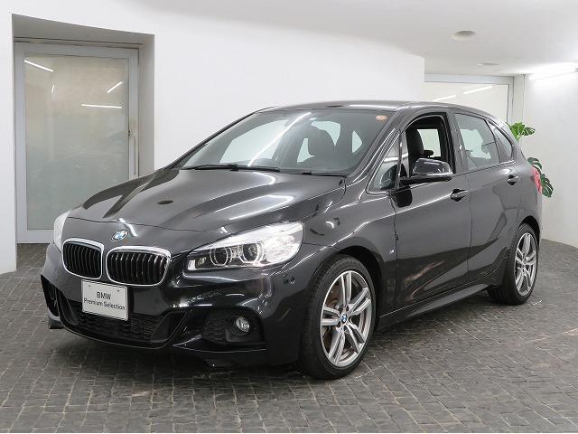 BMW 225i xDriveアクティブツアラー Mスポーツ 黒革