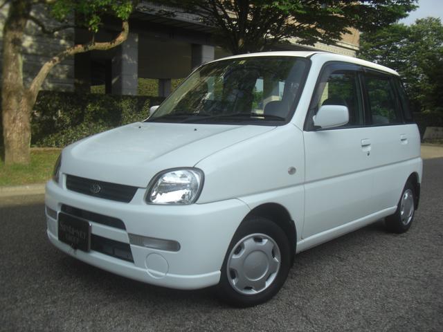 スバル F キーレス CDステレオ 禁煙車 CVT 軽自動車