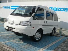 ボンゴバンGL 低床 4WD 5速MT CD ETC