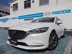 MAZDA6ワゴンXD Lパッケージ BOSEサウンド・MRCC・バックカメラ・ETC・茶革シート