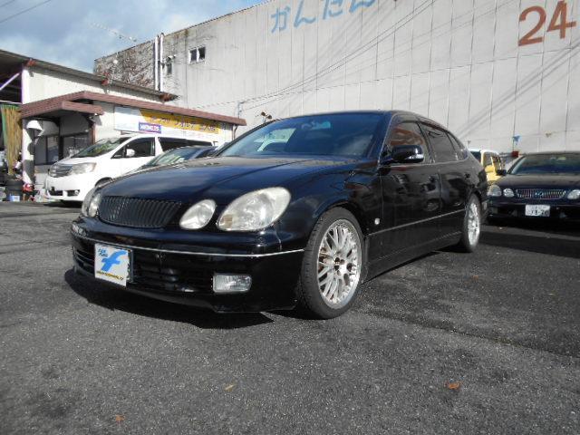 トヨタ V300 HDD Bカメラ ローダウン車高調 エアロ