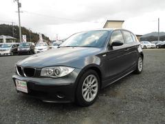 BMW116i  Pスタート ナビ ETC キーレス アルミ