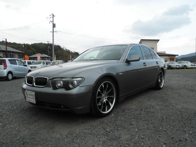 「BMW」「7シリーズ」「セダン」「広島県」の中古車