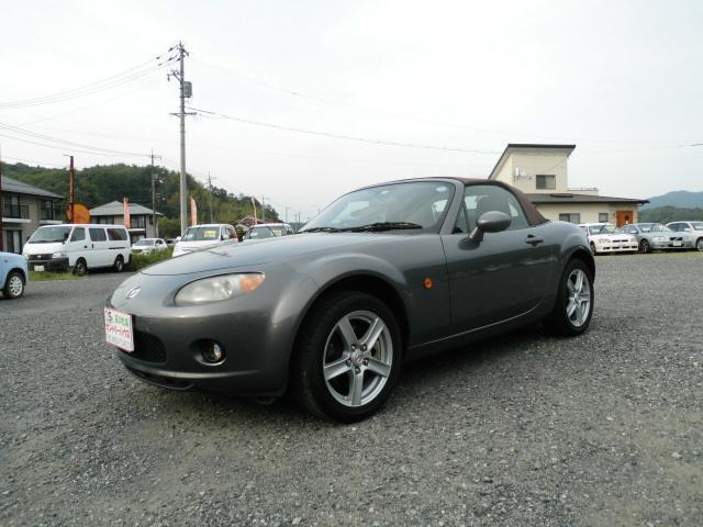 「マツダ」「ロードスター」「オープンカー」「広島県」の中古車
