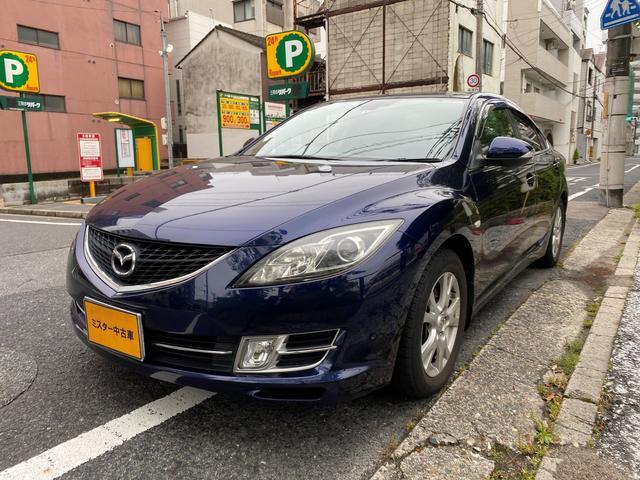 マツダ 20C・ワンセグナビ・レザーシート・ETC・スタッドレス
