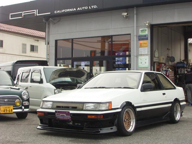 トヨタ GT APEX AE111エンジン LSD 車高調