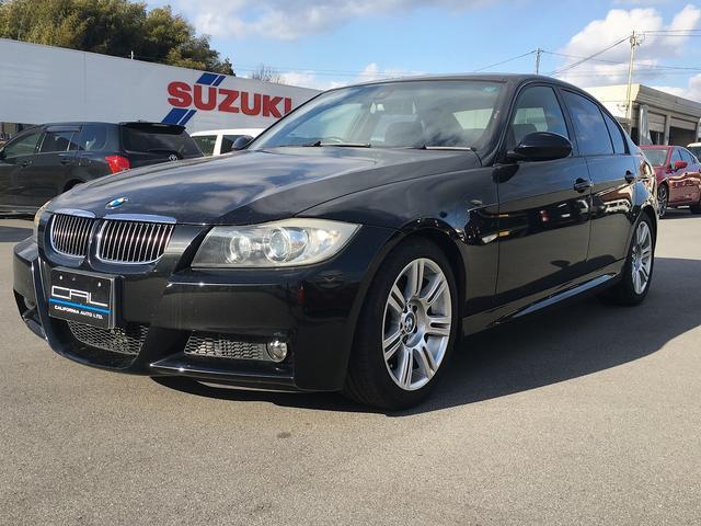 BMW 323i Mスポーツパッケージ HDDナビ 19AW ETC