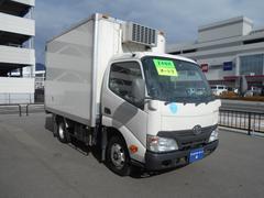 ダイナトラック冷蔵冷凍車2トンオートマ