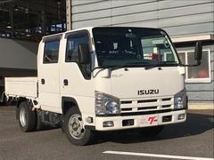 エルフトラックWキャブ 最大積載量2000kg ETC Wタイヤ 2WD