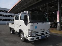 エルフトラックWキャブ 最大積載量1500kg ETC付