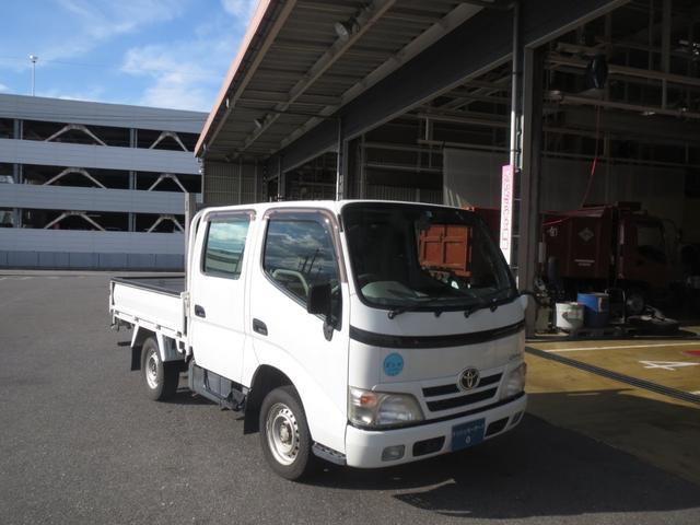 トヨタ Wキャブ 最大積載量1000kg