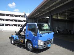 エルフトラック2t アームロール車