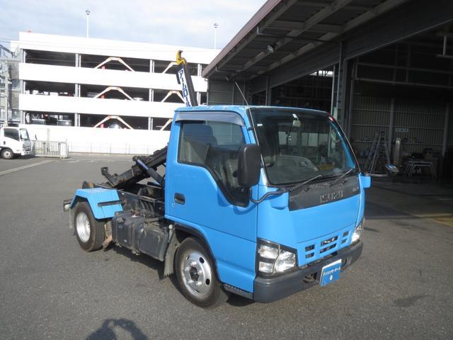 いすゞ  2t 新明和製アームロール